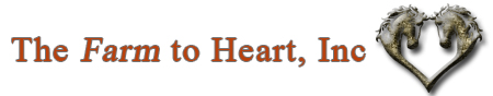 The Farm To Heart Logo